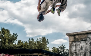 VIDEO - Faze tari la parkour