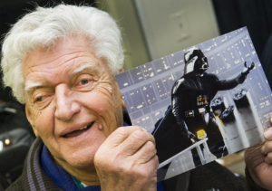 FOTO/VIDEO - A murit actorul care l-a interpretat pe Darth Vader. Dave Prowse avea 85 de ani