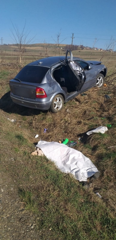 Accident mortal la Pătrăuţi