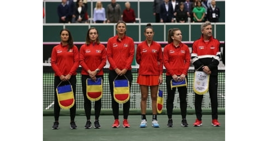 TENIS  -Fed-Cup--Progr