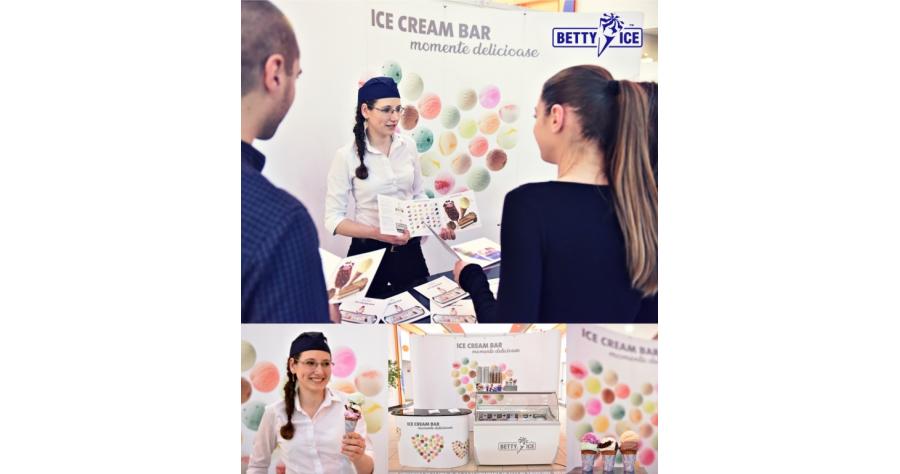 Bucură ţi Invitaţii Cu Un Ice Cream Bar Betty Ice La Nunta Voastră