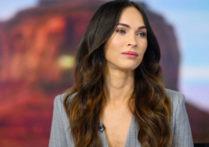 Actrița Megan Fox revine cu un pictorial incendiar