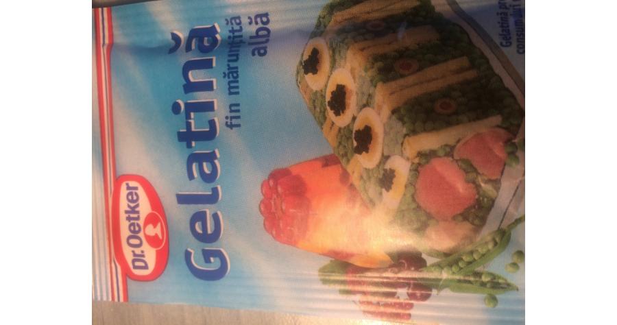 gelatină articulară împotriva durerii)