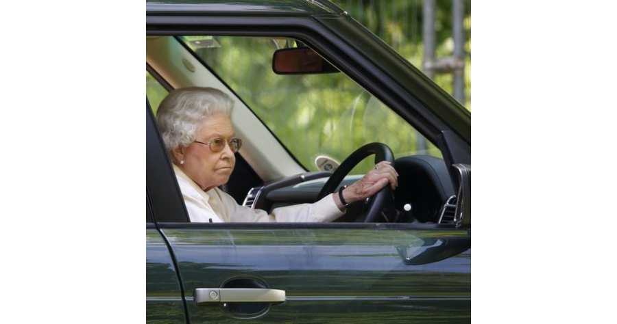 queen-elizabeth-ii-drives-her-range-rover-car-as-she-news-photo-491849921-1554140490