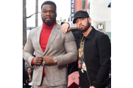 Rapperul 50 Cent, stea pe Walk of Fame din Hollywood