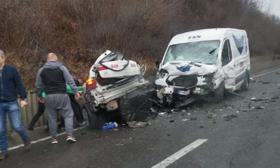 Accident mortal la Neamț