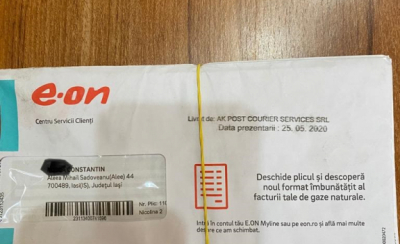 AK Post Courier a scandalizat un întreg cartier!