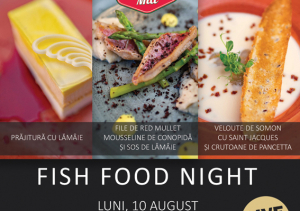 FISH FOOD NIGHT la Mamma Mia