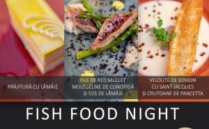 FISH FOOD NIGHT la Mamma Mia. Luni 10 August 2020